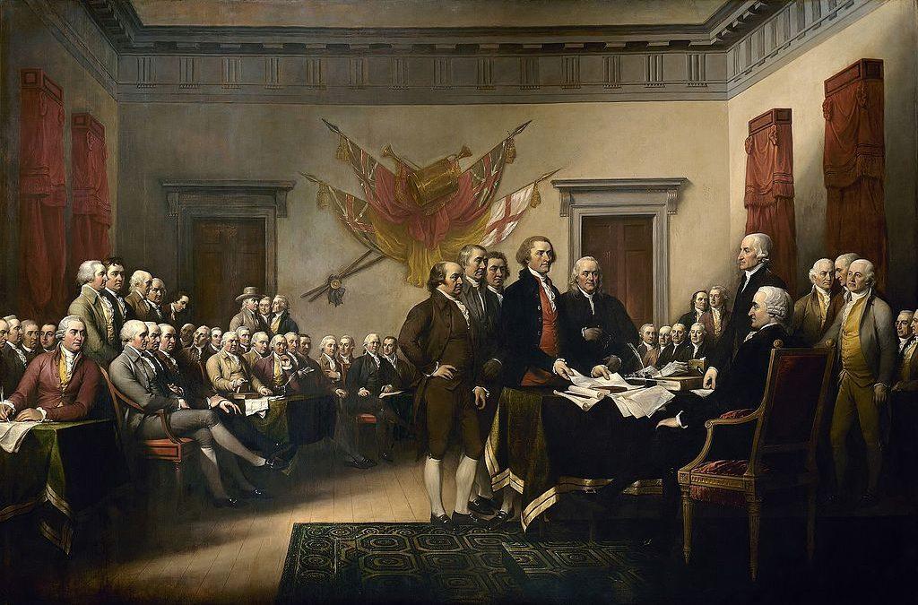 What Would John Adams Say?
